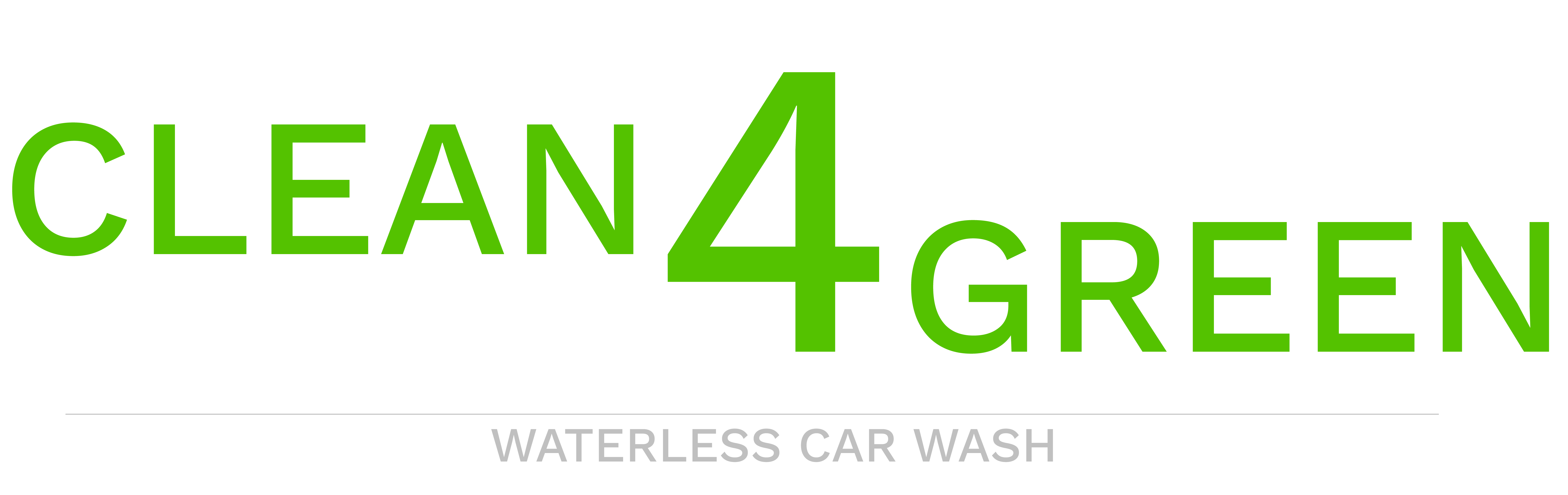 Waterless Car Wash | Clean4Green